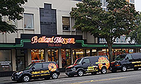 Ballard Blossoms