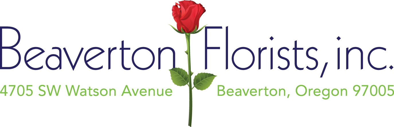 Beaverton Florists Logo
