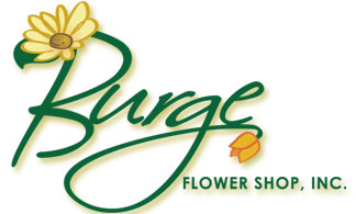 Burge Flower Shop Logo