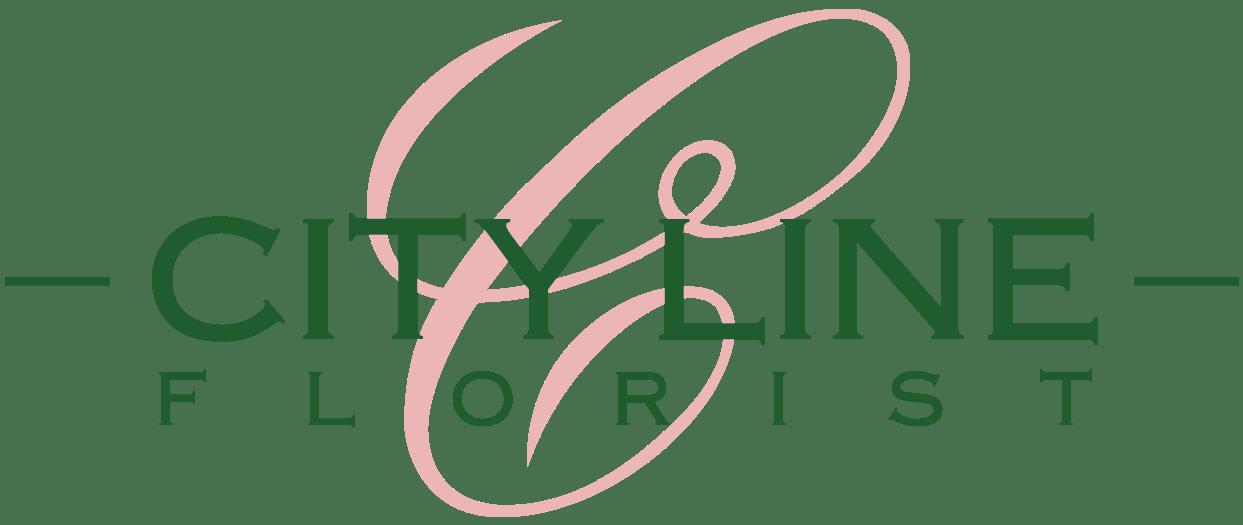 City Line Florist Logo