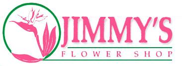 Jimmy's Flowers Logo