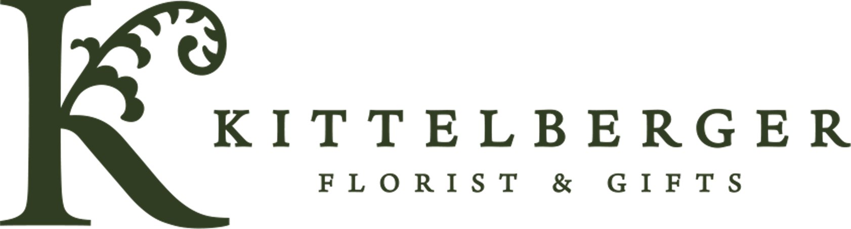 Kittelberger Florists & Gifts Logo