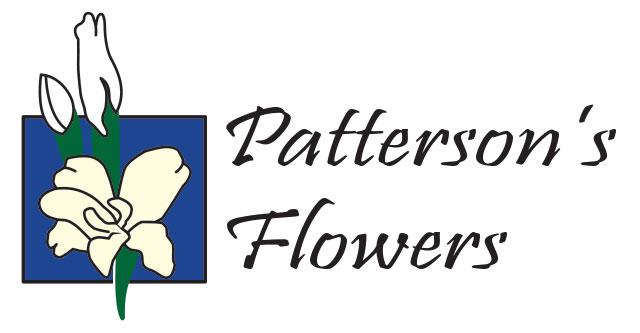 Patterson's Flowers Logo
