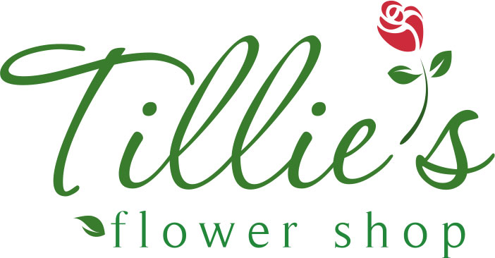 Tillie's Flowers Logo